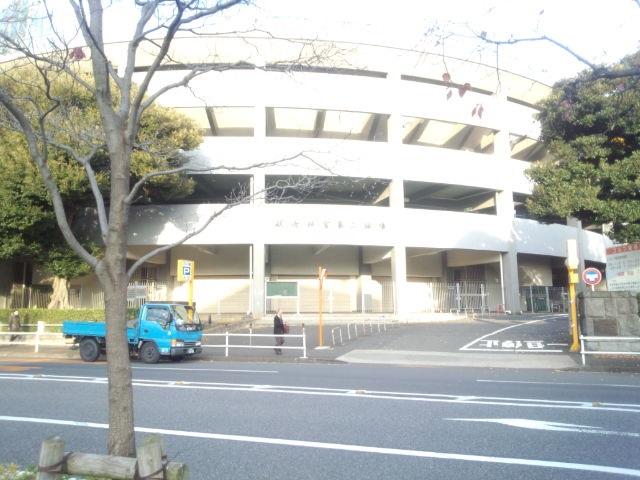 日本青年館15