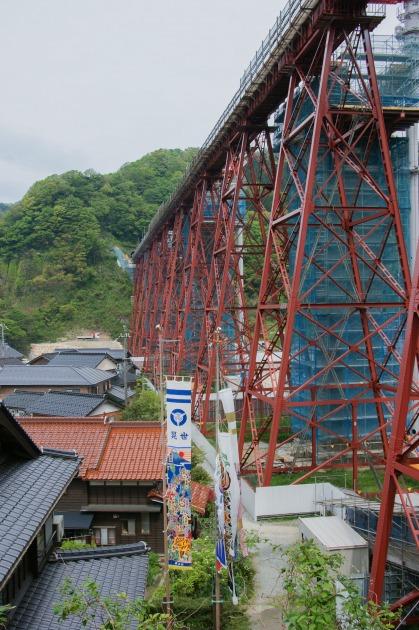 想い出の余部鉄橋-003