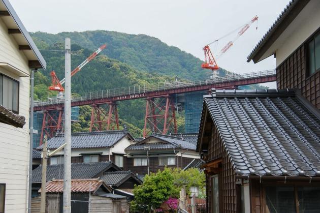 想い出の余部鉄橋-004