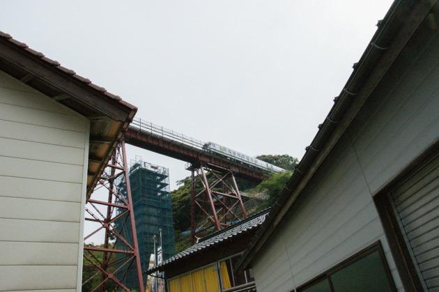 想い出の余部鉄橋-005