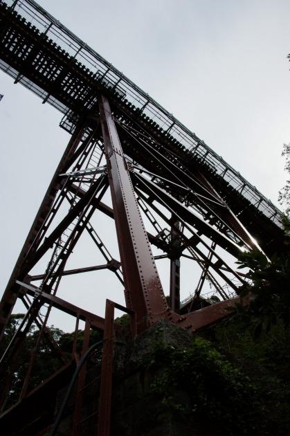 想い出の余部鉄橋-006