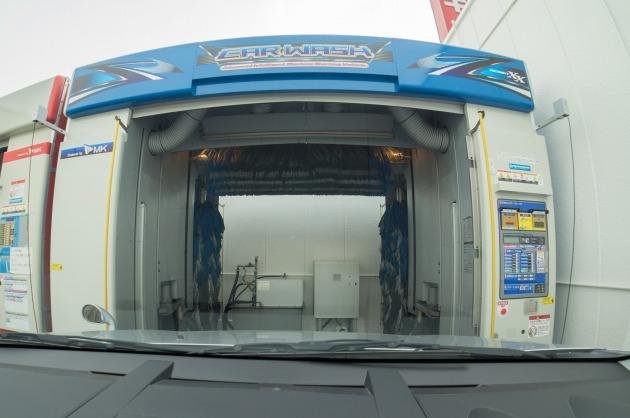 マリィの洗車初体験!-001