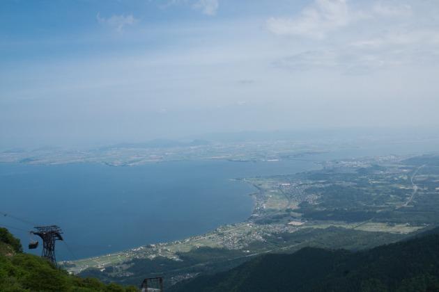 関西避暑地情報♪ ~びわ湖バレイ~-006