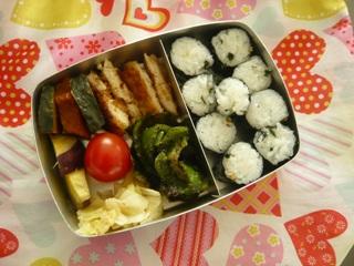ブログ2 1029お弁当 (3)