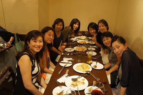 ISD reunion girls