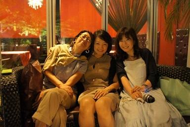Hiroe, Aya-chan, Eri-chan