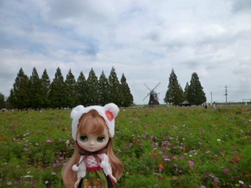 あけぼの山産業公園♪