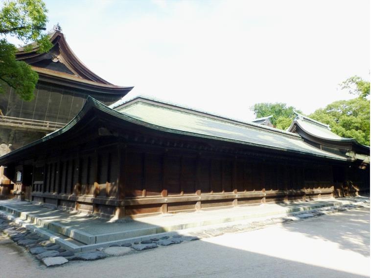 グラフィックス3筥崎宮垣塀