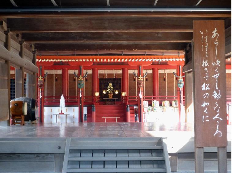 グラフィックス3筥崎宮拝殿