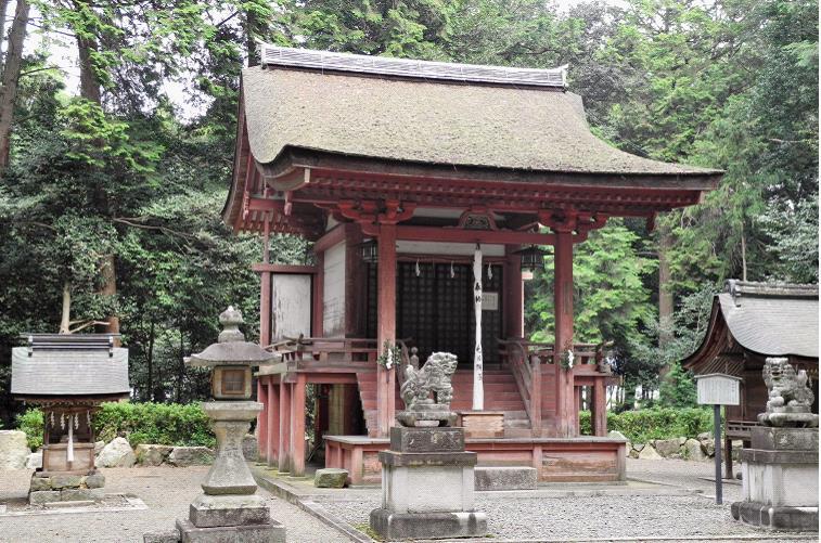 2013苗村神社東本殿