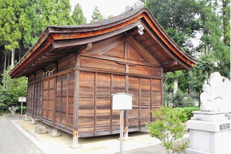 2013苗村神社神輿舎