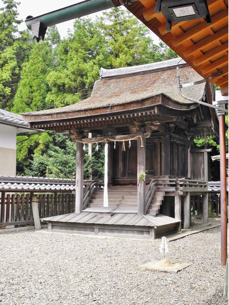 2013苗村神社八幡社本殿
