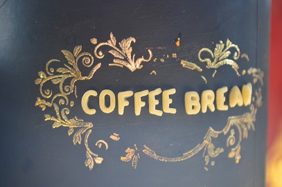 リメイクコーヒー缶