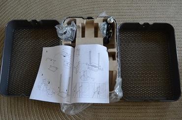 IKEAスチールワゴン