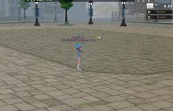 無駄に広くなったダンバ広場