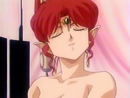 無責任艦長タイラーOVA版特別編 アザリンの胸裸7