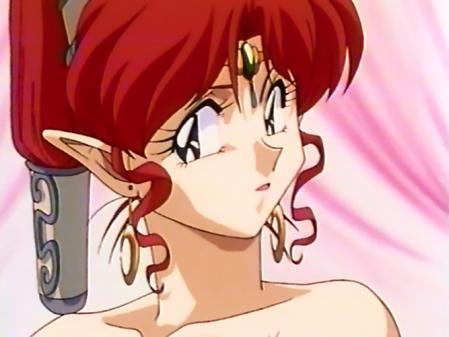 無責任艦長タイラーOVA版特別編 アザリンの裸8