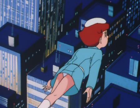 エスパー魔美 佐倉魔美のパンチラ3