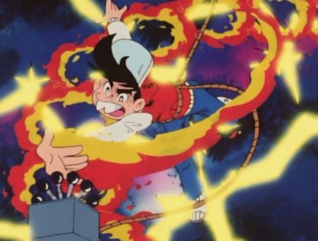 ゲームセンターあらしの炎のリング撃ちN30