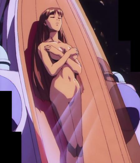 機動新世紀ガンダムX37 ルチル・リリアントの全裸