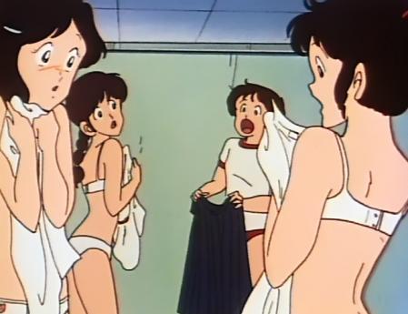みゆき 女子達の着替えシーン下着姿ブラパンツ32