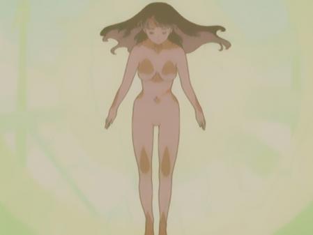 舞-乙HiME17話 レナ・セイヤーズの全裸1