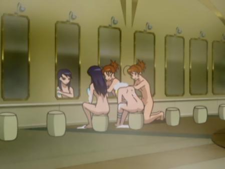 舞-乙HiME6巻映像特典1卒業写真 アリカ・ユメミヤの全裸