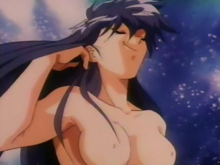 聖羅ヴィクトリー21 新井聖美の胸裸乳首