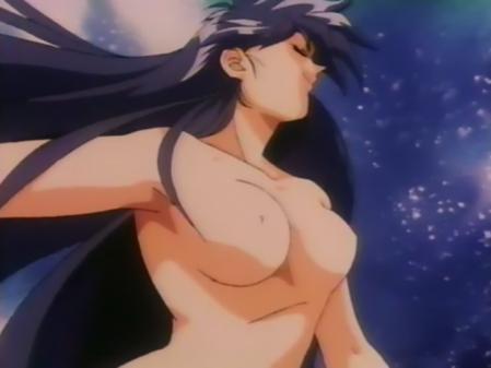 聖羅ヴィクトリー22 新井聖美の胸裸乳首