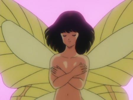 タッチTV版31 浅倉南の胸裸