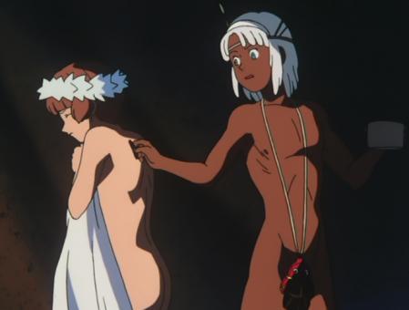 ターンエーガンダム9 ソシエ・ハイムの全裸
