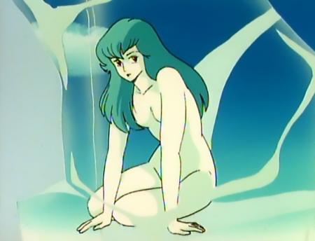 うる星やつらTV版122 妄想の全裸美女
