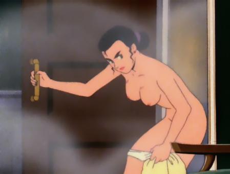 機動戦士Vガンダム ルペ・シノの全裸5