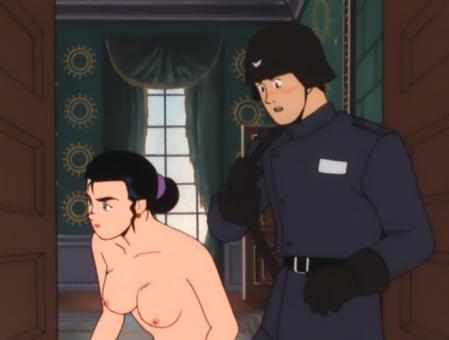機動戦士Vガンダム ルペ・シノの胸裸7