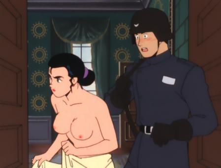 機動戦士Vガンダム ルペ・シノの胸裸8