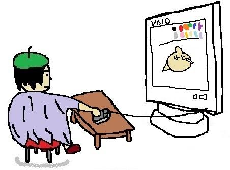 画家っちマウス