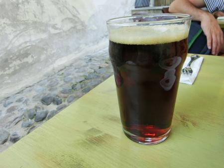 saku beer black