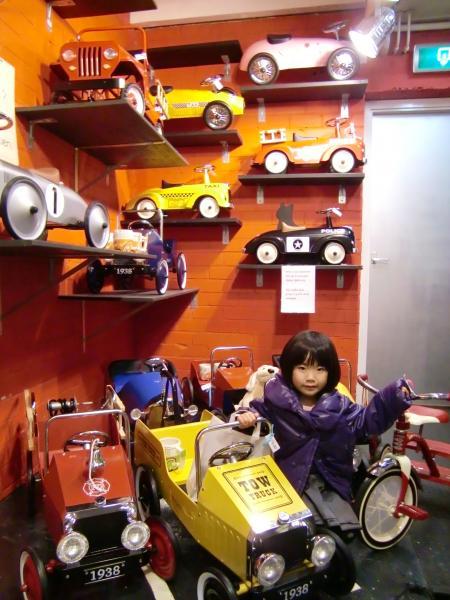 子供用の車のおもちゃ②
