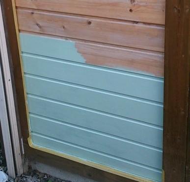 131124ペンキ塗り・ドア交換4