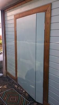 131124ペンキ塗り・ドア交換8