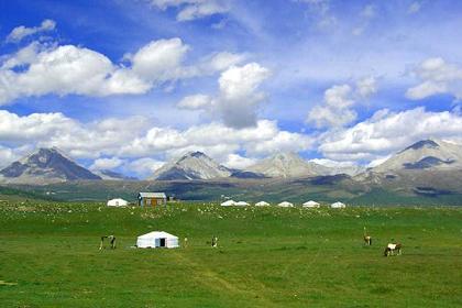 モンゴル神の子基金ホームページ