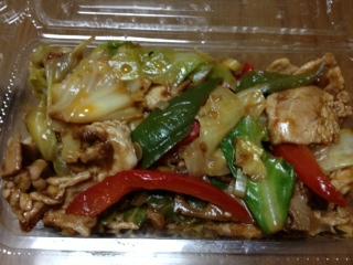 手作り 野菜炒め