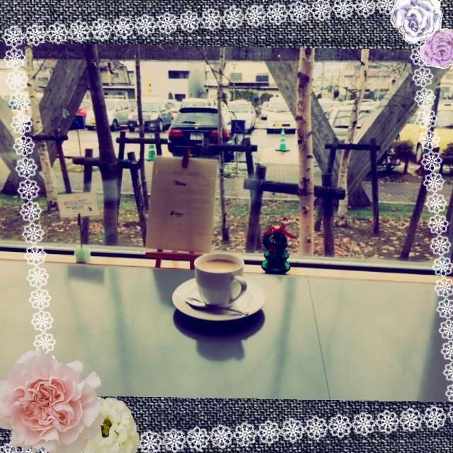 図書館 喫茶店