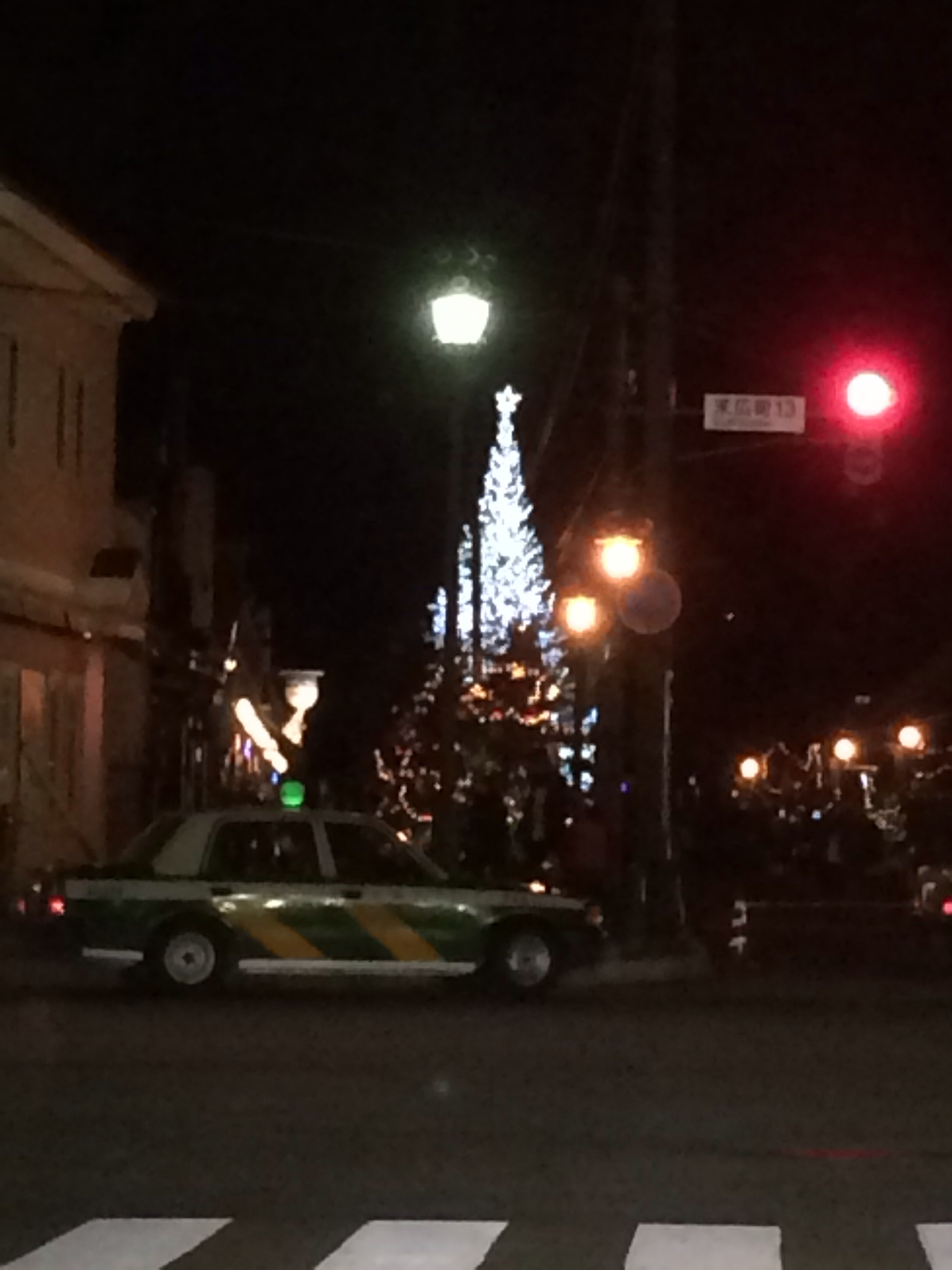 函館市 クリスマスファンタジー