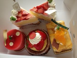 ウィンドミル ケーキ