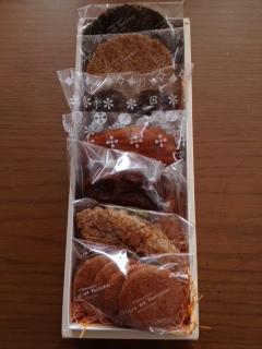 パティスリー ドゥ・エ・タンドゥルの焼き菓子
