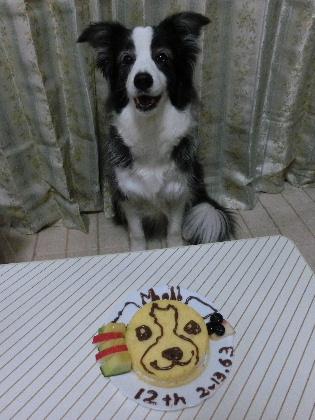 130603芽琉ケーキ