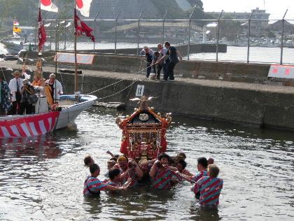130721お祭り・海