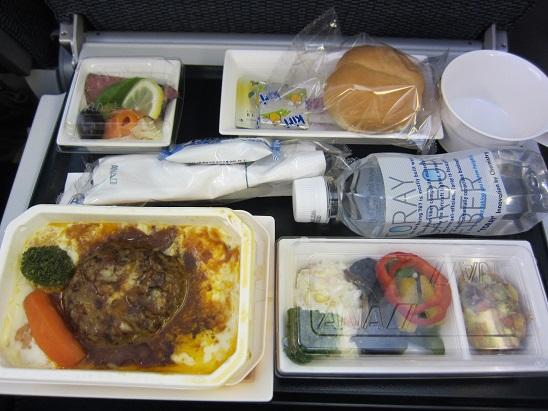 機内食 1