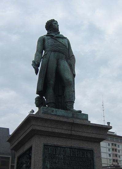 クレベール像